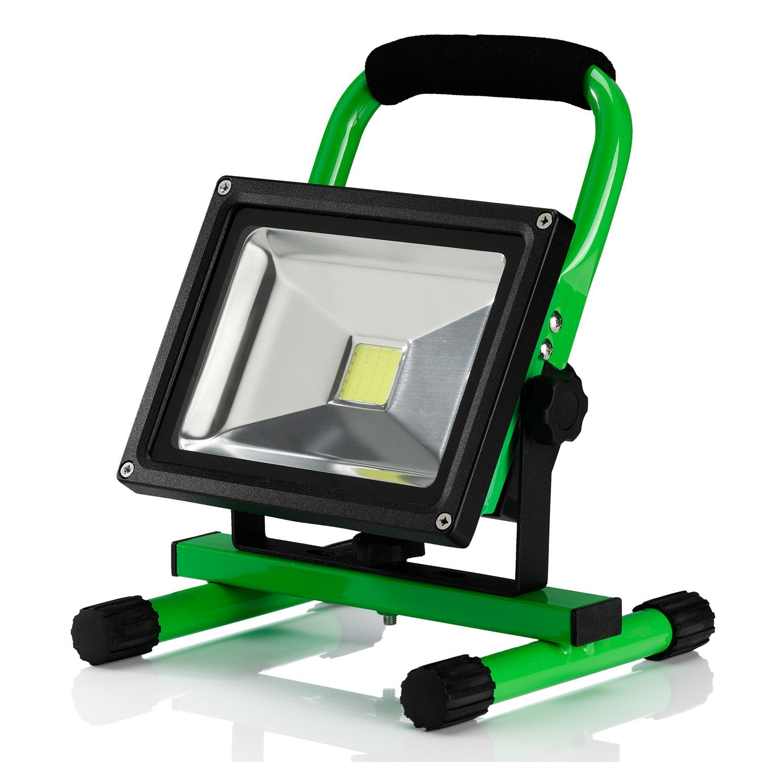 Led Flood Light Rechargeable 20w: Auraglow 20w LED Rechargeable Cordless Work Flood Light