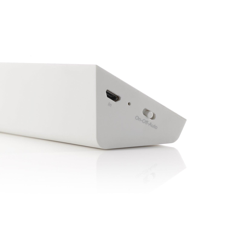 Auraglow Wireless PIR Motion Sensor 25 LED Under Cabinet