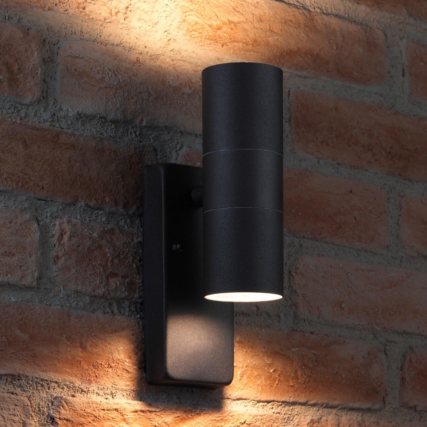 Auraglow Dusk Till Dawn Sensor Up Amp Down Outdoor Wall
