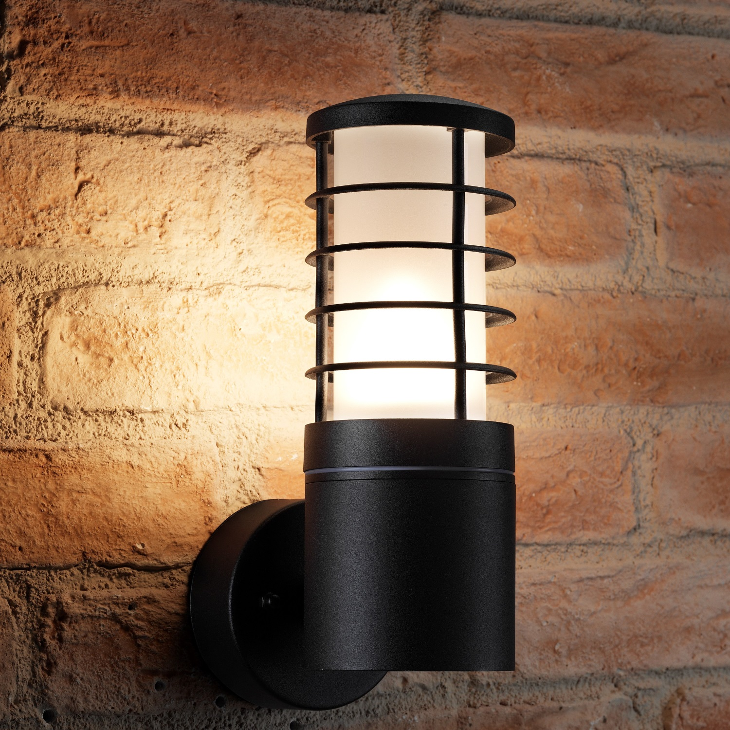 Auraglow 5w Outdoor Garden Wall Light Hartwell