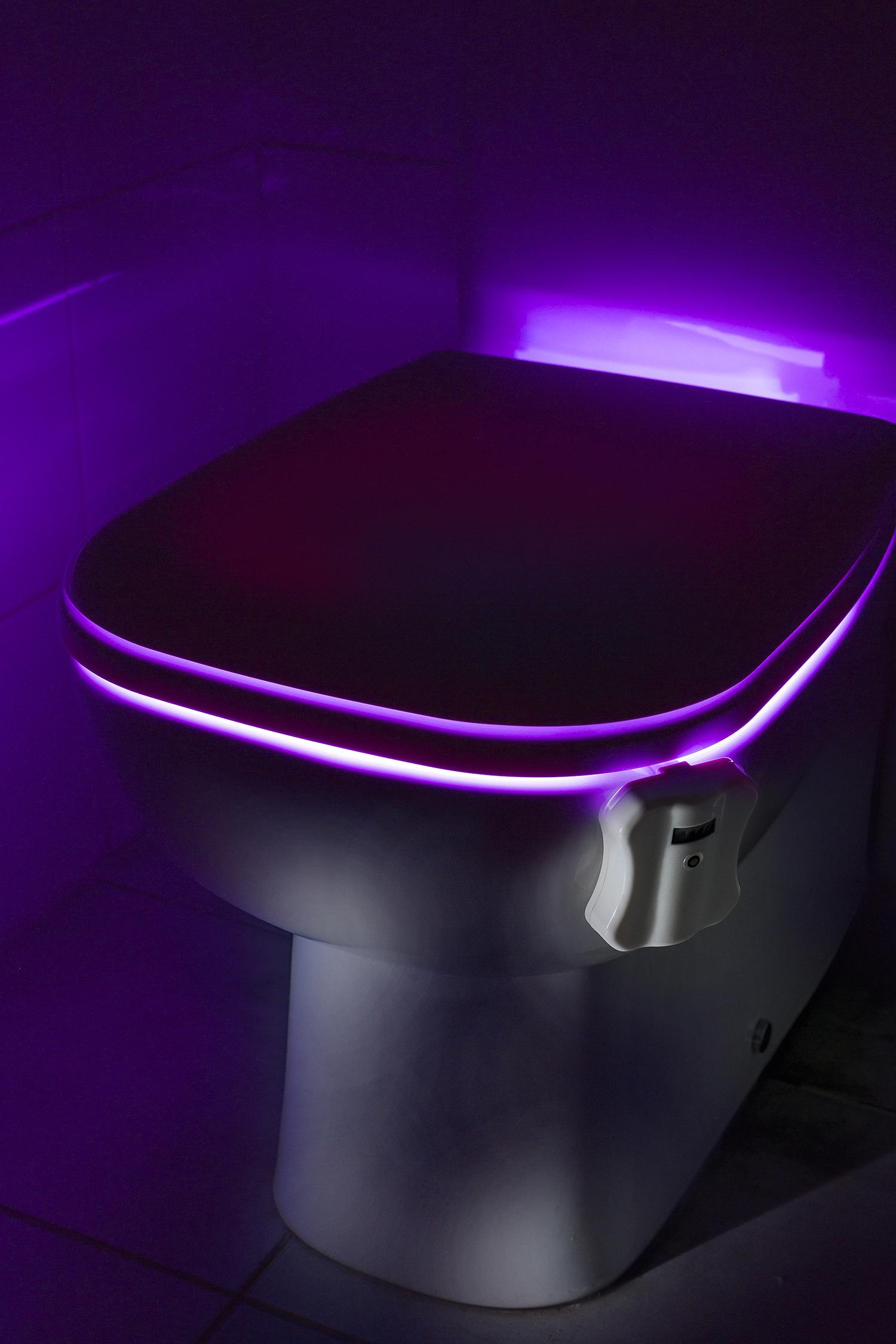 Auraglow Colour Changing Led Motion Activated Sensor