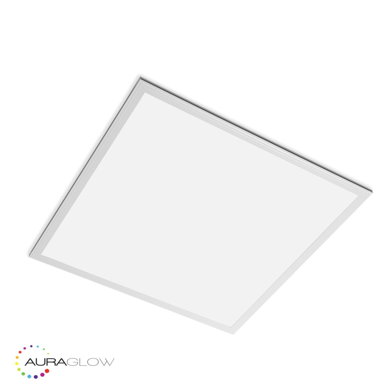 Auraglow 40w Led Panel Light 600 X 600mm 4000k
