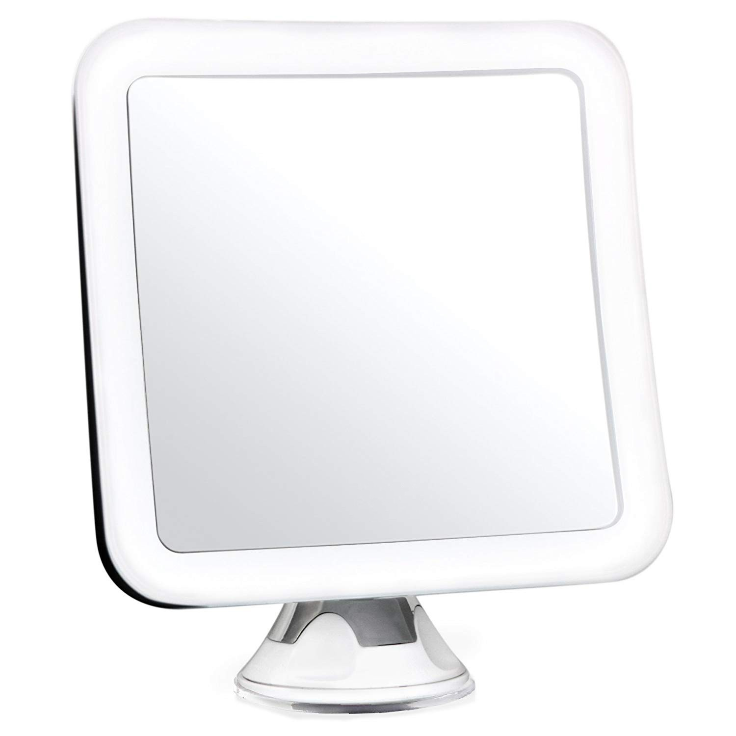 Auraglow 10x Magnifying Vanity Mirror With Led Light