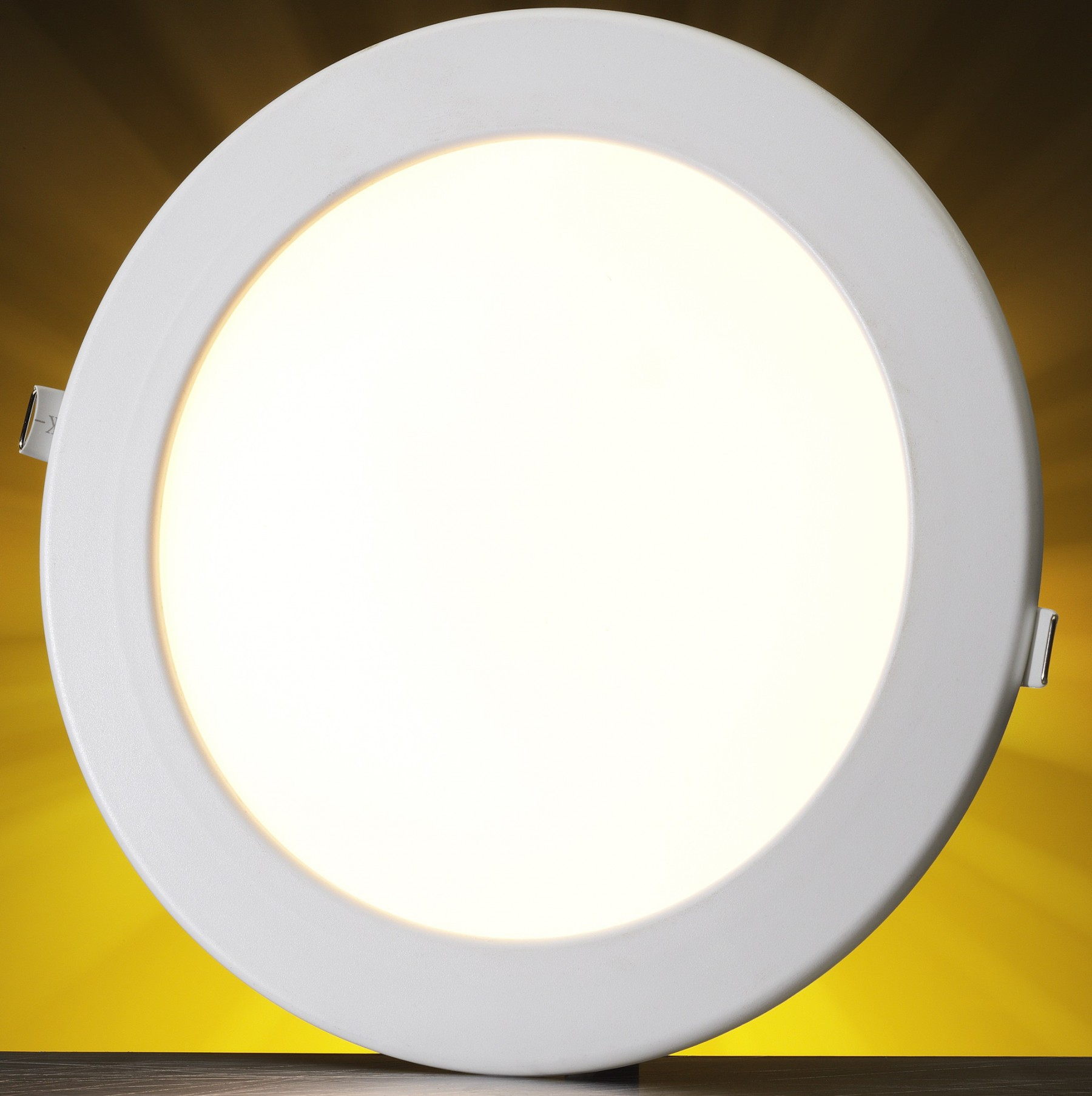 Auraglow Slimline Led Ceiling Downlight 4000k 6500k