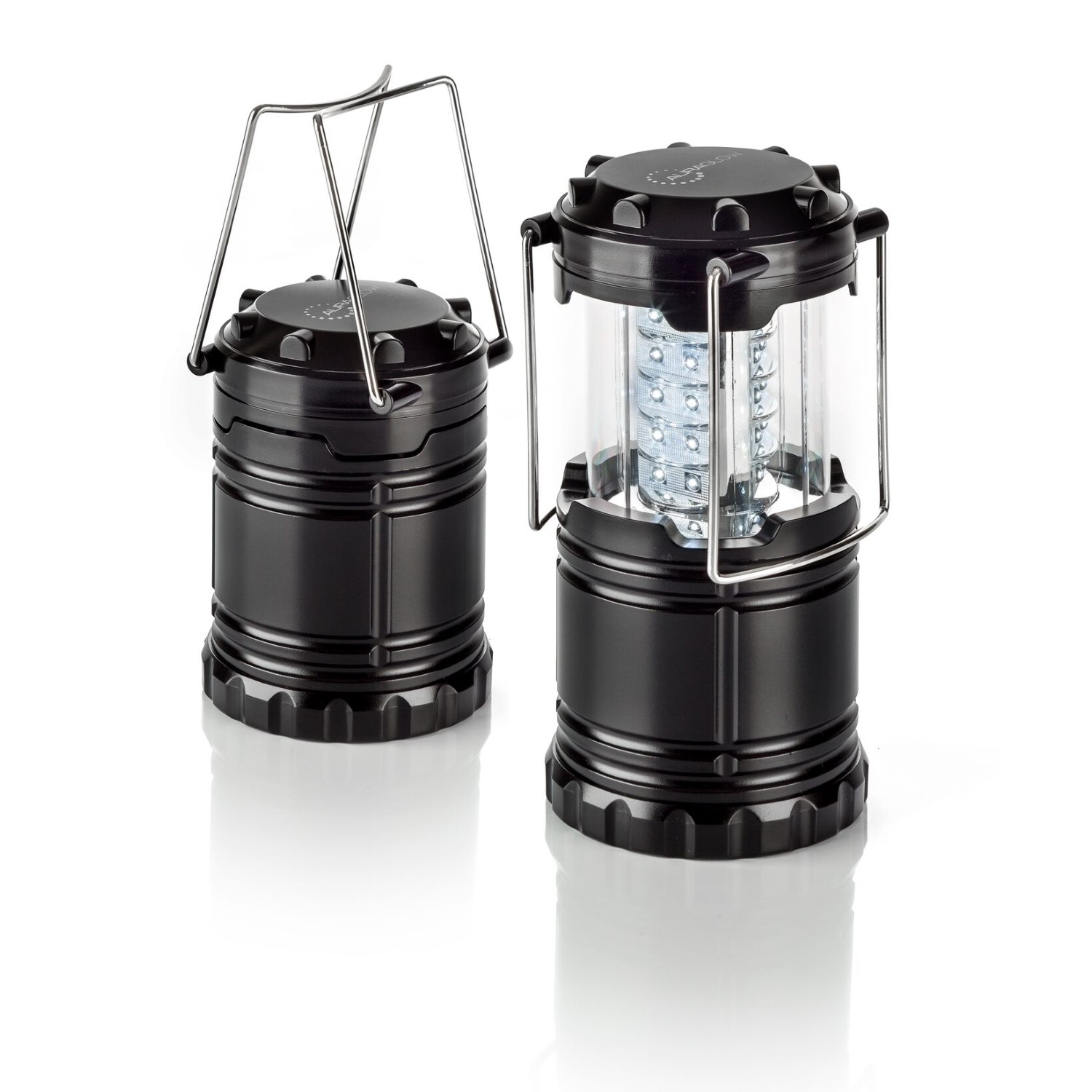 Collapsible 30 Led Camping Lantern Auraglow Led Lighting