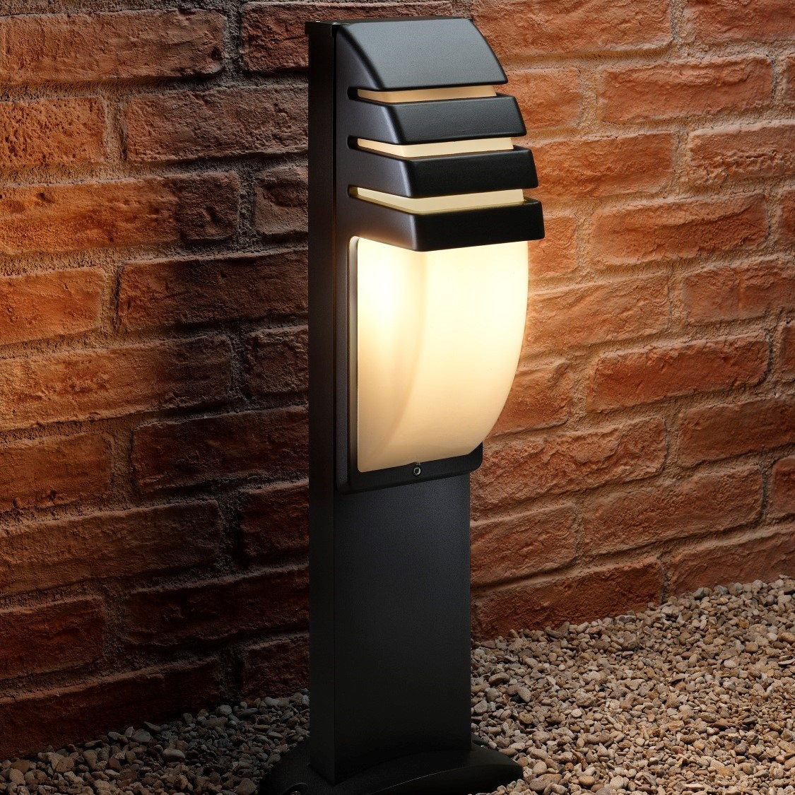 Auraglow Outdoor Garden Path Light - Addlestone