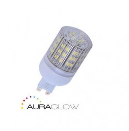 Auraglow 3w LED SMD G9 Light Bulb, 30w Equivalent