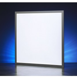 Auraglow 40w LED Square 595 x 595mm (600 x 600mm) Ceiling Panel Light - Daylight White (6000K)