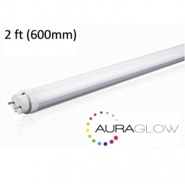 Auraglow 9w T8 Energy Saving LED Tube Light 600mm, 2ft.1