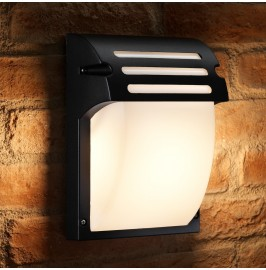 Auraglow Industrial Outdoor Wall Light - CHERTSEY