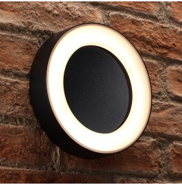 Auraglow 13 Integrated LED Outdoor Wall Light - HAMPTON