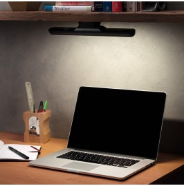 Auraglow LED Dimmable Wireless Rechargeable Touch Bar Lamp