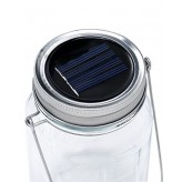 Solar Glass Jar