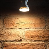 AURAGLOW 7W LED GU10 DAYLIGHT WHITE - 70W EQV.2