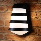 Auraglow Industrial Outdoor Wall Light - RHODESIA