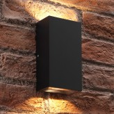 Auraglow 11w Double Up & Down Wall Light - CHESHIRE