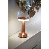 Auraglow Rechargeable LED Cordless Table Lamp - WALDORF