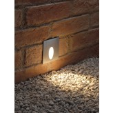 Auraglow Integrated LED Inset Recessed Marker Light – Square