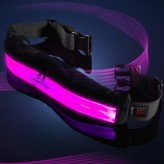 SUPER BRIGHT HIGH VISIBILITY LIGHT UP LED RUNNING / cycling BELT.2