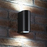 Auraglow IP44 Outdoor Double Up & Down Wall Light.5