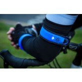Super Bright High Visibility Light-Up LED Running Arm Bands - Twin Pack.10
