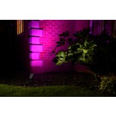 Auraglow Deep Recessed IP65 GU10 Garden Spike Light & RF Remote Control Colour Changing LED Light Bulb Bundle.7