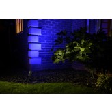 Auraglow Deep Recessed IP65 GU10 Garden Spike Light & RF Remote Control Colour Changing LED Light Bulb Bundle.6