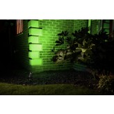 Auraglow Deep Recessed GU10 Holder IP65 Garden Spike Light - RED / GREEN / BLUE.66