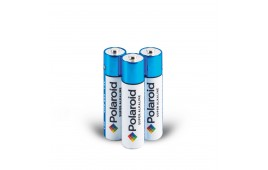 Size AAA Polaroid Alkaline Batteries - Pack of 3
