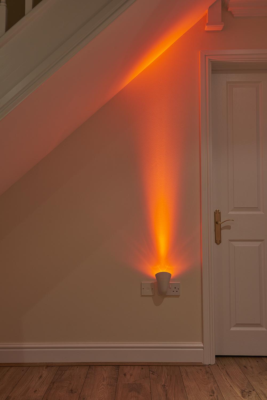Auraglow Plugin Gu10 Spotlight Uplighter Wall Wash Light