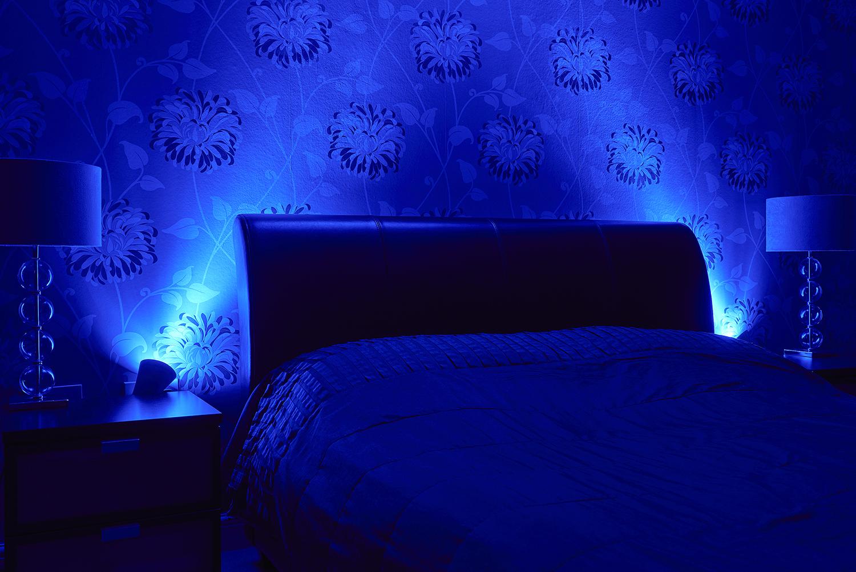 Auraglow Plugin GU10 Spotlight Uplighter Wall Wash Light Plug Socket Lamp eBay