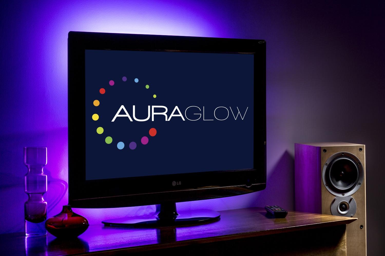 Auraglow Colour Changing 50cm 100cm Led Strip Usb Tv